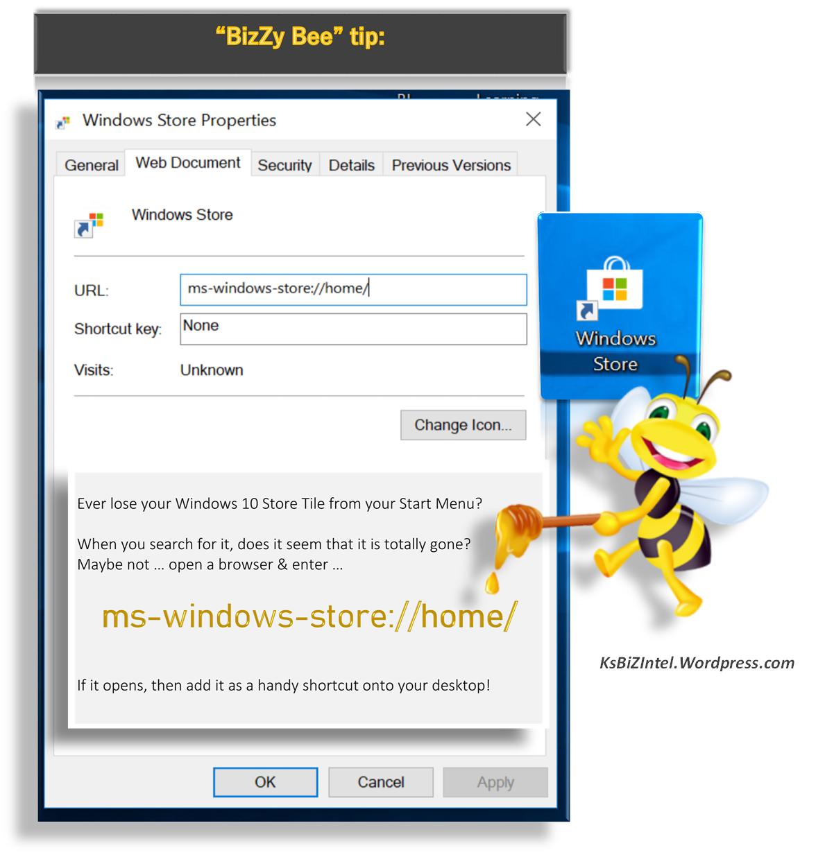"""""""BizZy Bee"""" tips …."""